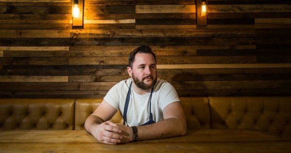 Why chef Paul Foster isn't doing veganuary, but organuary