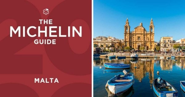 Three Bibs and three stars in first ever Michelin Guide to Malta