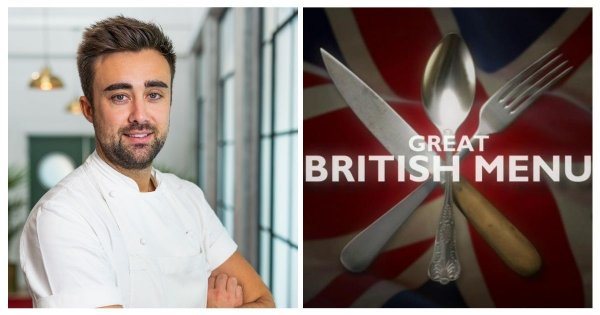 Great British Menu 2021 chefs: Oli Marlow, London and South East heat