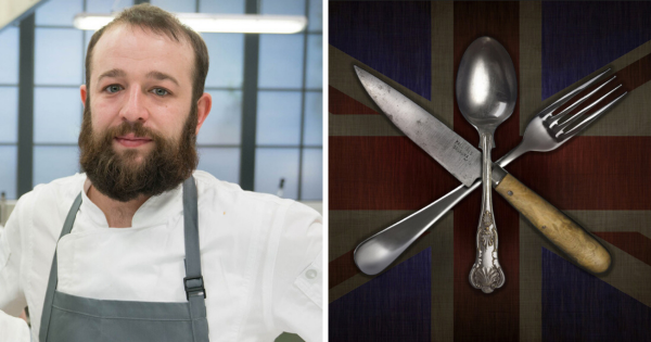 Great British Menu 2020 chefs: Gordon Jones, Scotland heat