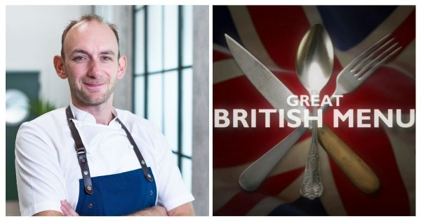 Great British Menu 2021 chefs: Stuart Collins, Central heat