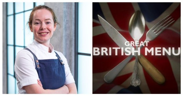 Great British Menu 2021 chefs: Roberta Hall-McCarron, Scotland heat