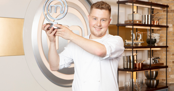 Alex Webb wins MasterChef: The Professionals 2020