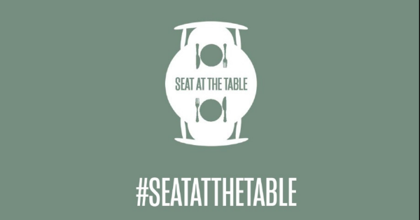 'A united approach is our best chance at getting a #seatatthetable'