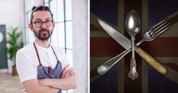 Great British Menu 2020 chefs: John Chantarasak, Wales heat
