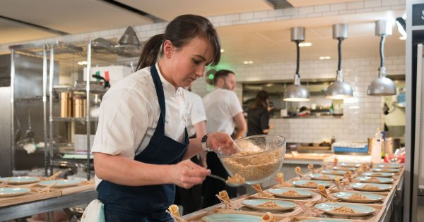 Lorna McNee set to leave Gleneagles and take on head chef position at Glasgow restaurant