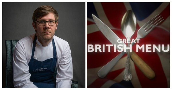 Great British Menu 2021 chefs: Tony Parkin, London and South East heat