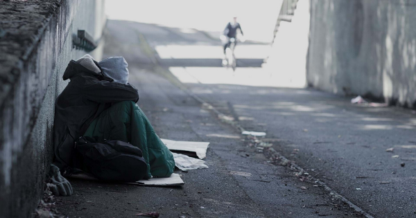 Coronavirus: 'One of the really distressing new things is the hospitality homeless'