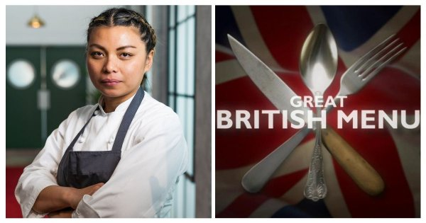 Great British Menu 2021 chefs: Kim Ratcharoen, London and South East heat
