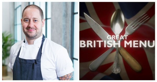 Great British Menu 2021: Alex Bond, North East Heat
