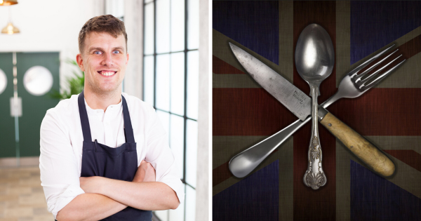 Great British Menu 2020: Tom Barnes, North West heat