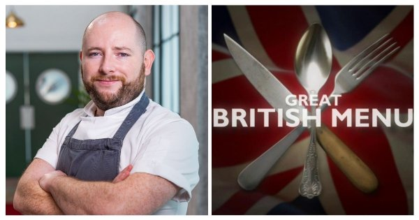 Great British Menu 2021 chefs: Dan McGeorge, North West heat