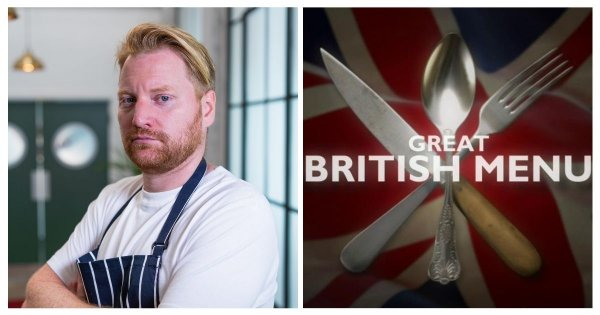 Great British Menu 2021 chefs: Nick Beardshaw, South West heat