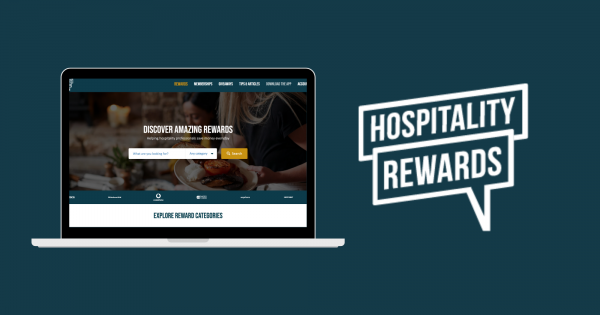 Introducing Hospitality Rewards, the new benefits and rewards platform for hospitality professionals
