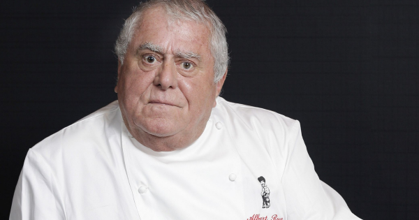 Albert Roux has died aged 85