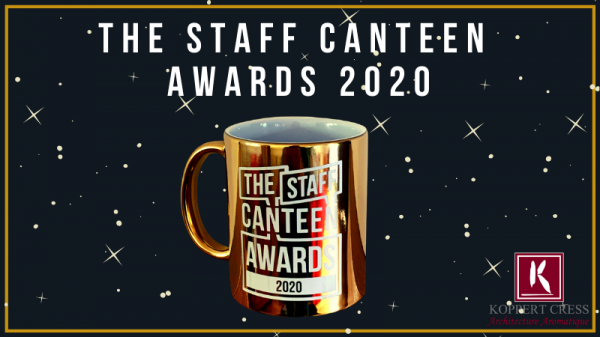 Here are the winners of The Staff Canteen Awards 2020