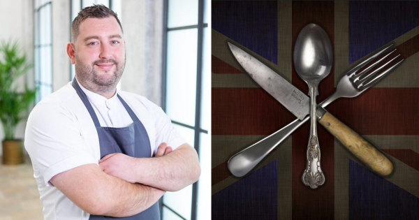 Great British Menu 2020 chefs: Leigh Ferguson, Northern Ireland heat