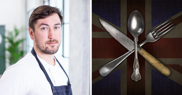 Great British Menu 2020 chefs: Ross Bryans, Scotland heat