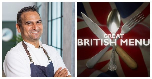 Great British Menu 2021 chefs: Ashwani Rangta, North West heat