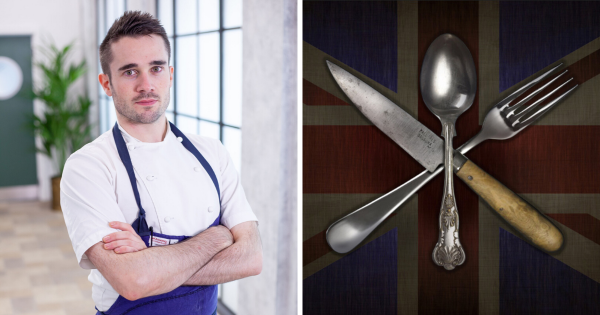Great British Menu 2020 chefs: Tom Phillips, Wales heat