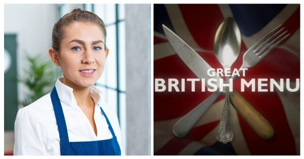 Great British Menu 2021: Ruth Hansom, North East Heat