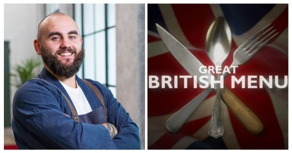 Great British Menu 2021 chefs: Nathan Davies, Wales heat