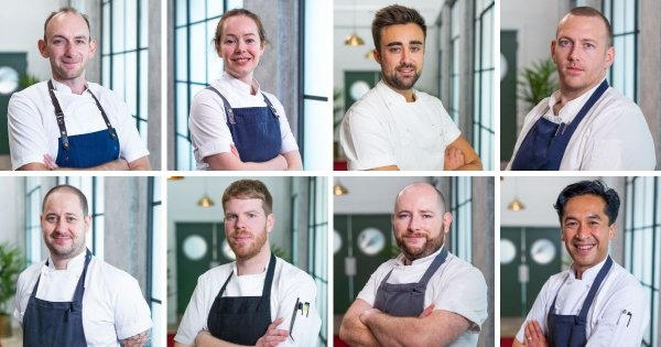 Great British Menu 2021 winners: finalists and recipes