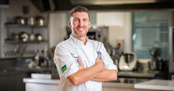 Nick Smith from Vacherin London is crowned National Chef of the Year 2021