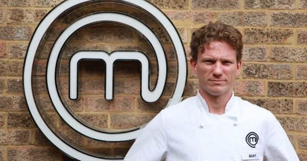 Who is Masterchef: The Professionals 2020 chef, Bart van der Lee?