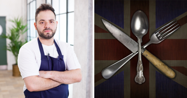 Great British Menu 2020: George Farrugia, North west heat