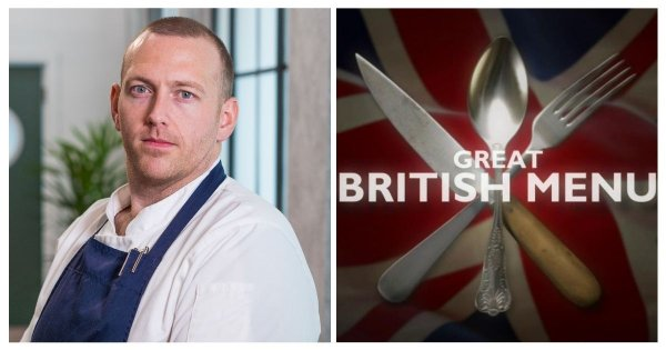 Great British Menu 2021 chefs: Hywel Griffith, Wales heat