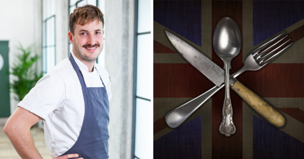 Great British Menu 2020: Joe Baker, South West heat
