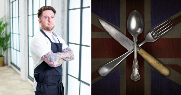 Great British Menu 2020: Thomas Carr, South West heat