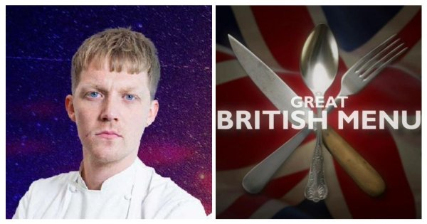 Great British Menu 2021: Tom Spenceley, North East Heat