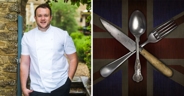 Great British Menu chefs 2020: Niall Keating, Central heat
