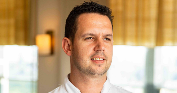 Marc Hardiman is the new Head Chef of Galvin At Windows