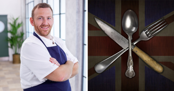 Great British Menu 2020: Hywel Griffith, Wales heat