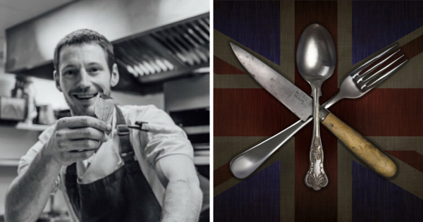 Great British Menu 2020 chefs: Paul Cunningham, Northern Ireland heat