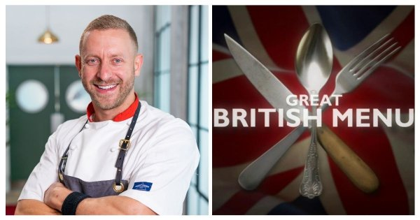 Great British Menu 2021 chefs: Dave Critchley, North West heat