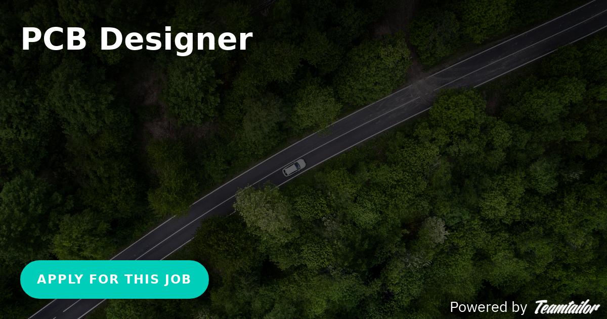 PCB Designer - Veoneer China