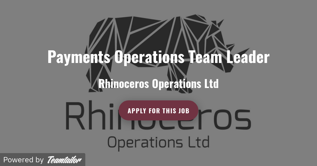 Rhinoceros Operations Ltd