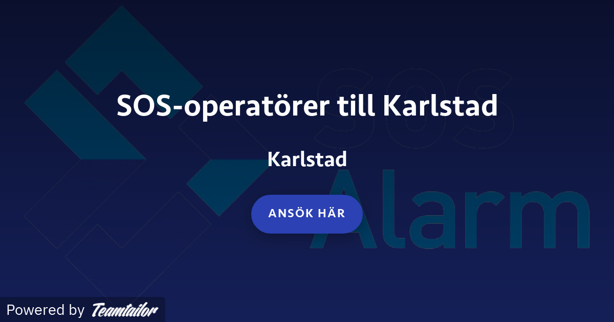 Sos Karlstad