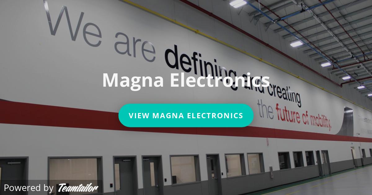 Veoneer - WELCOME TO VEONEER CAREER SITE