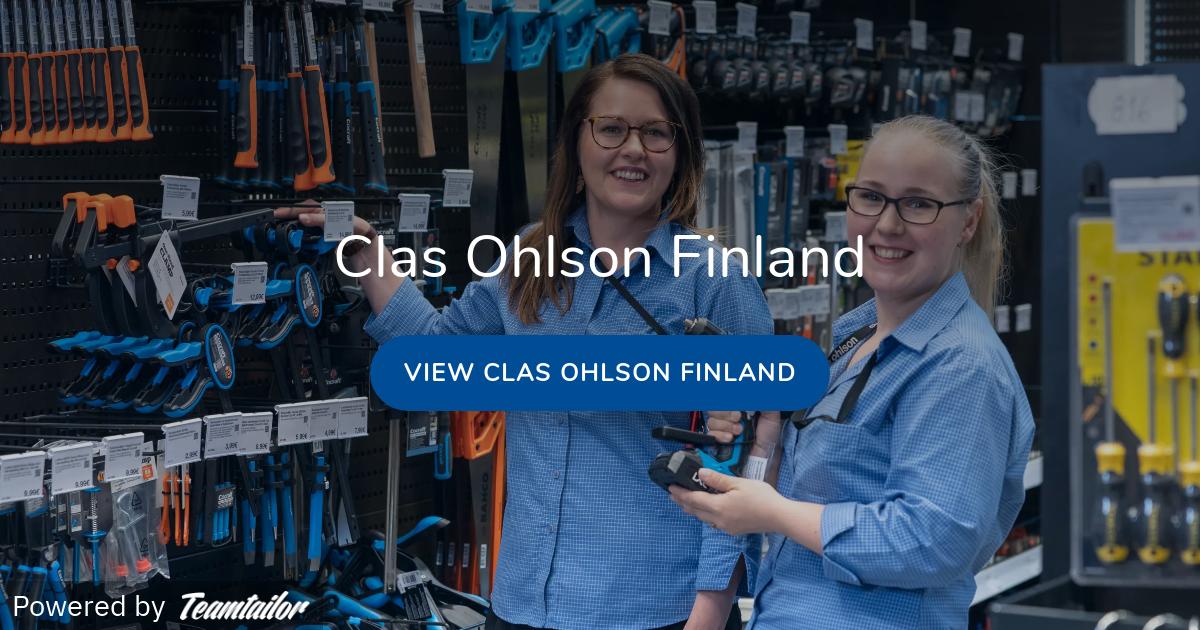 Joensuu Clas Ohlson
