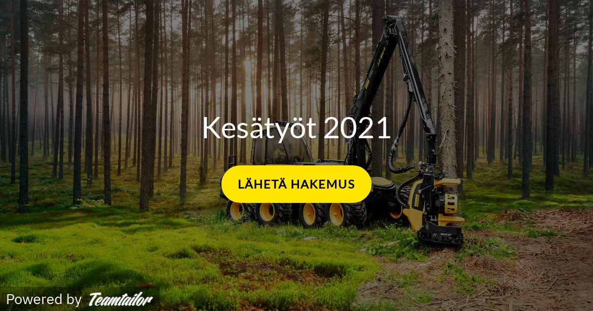 Keskimaa Kesätyöt 2021