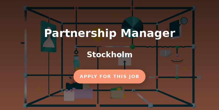 Partnership Manager - Tink