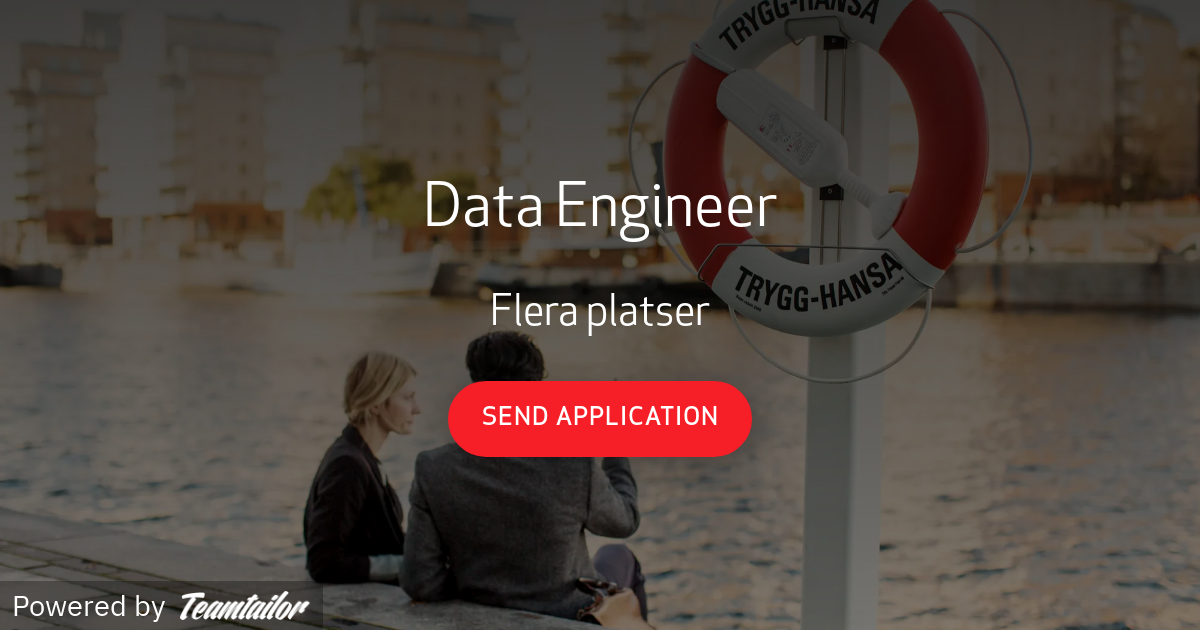 Data Engineer - Trygg-Hansa