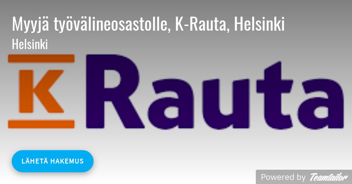 K-Rauta Klaukkala