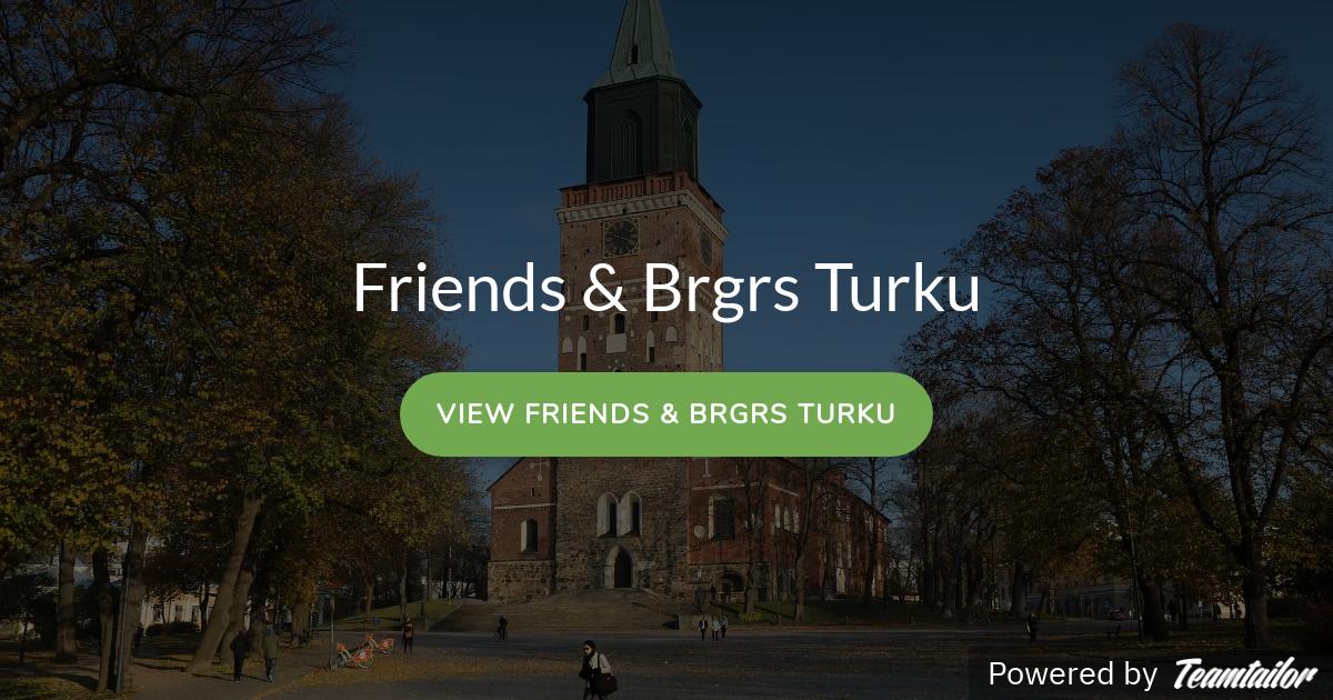 Friends & Brgrs Tampere