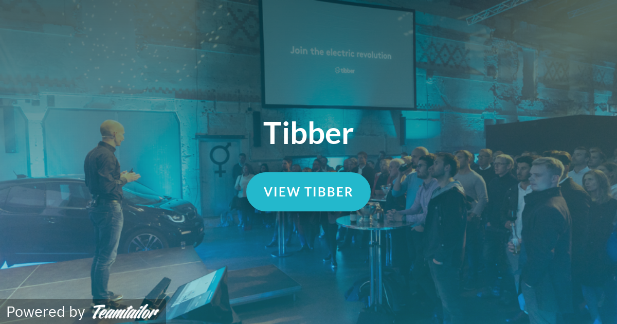 This Is Tibbertribe Tibber